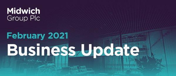 Midwich Group Business Update
